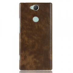 For Sony Case Lichee Pattern Leather Mobile Phone Case Cover