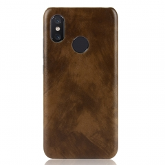 For Xiaomi Case Lichee Pattern Leather Mobile Phone Case Cover