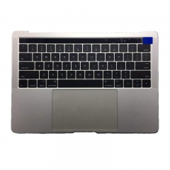 For Apple Macbook Pro A1706 13 Touch Bar 2016 Top Case US Keyboard Assembly 661-05334