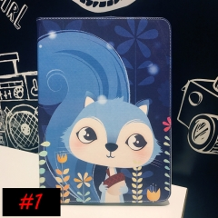 For iPad Mini Air Case Cover Tablet Case Cartoon Gril Cover Case