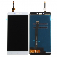 For Xiaomi Hongmi Redmi 4X LCD Display Touch Screen Assembly White