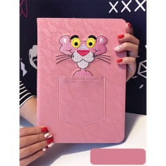 For iPad Mini Air Plastic Case Tablet Embroider Cover Cartoon Embroidery Case Cover