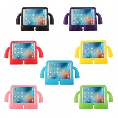 For iPad Soft Shockproof Case Kids Silicon Protective Cover Tablet Cover