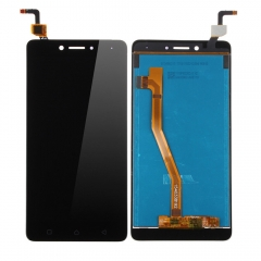For Lenovo K6 Note LCD Display Touch Screen Digitizer Assembly Black