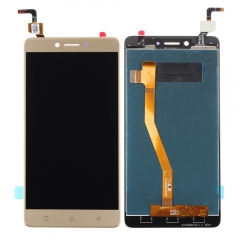 For Lenovo K6 Note LCD Display Touch Screen Digitizer Assembly Gold