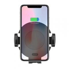 Fast Wireless Car Charger Automatic Sensor Car Mount Air Vent Phone Holder