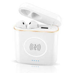 XT6 TWS 3 in 1 Multifunction Wireless Headset + Wireless Charge + 5200mAH Power Bank