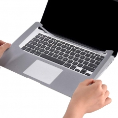 For Macbook Palm Rest Protective Cover Ultra Thin Durable Sticker Skin with Trackpad Protector