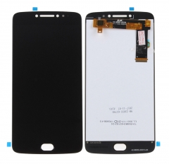 For Motorola Moto E4 Plus XT1770 XT1771 XT1775 LCD Screen Display Assembly Black