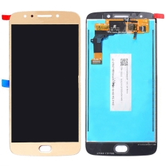 For Motorola Moto E4 Plus XT1770 XT1771 XT1775 LCD Screen Display Assembly Gold