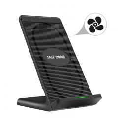 10W Qi Wireless Charger Fast Charging Dock