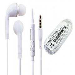 For Samsung Galaxy S6 S7 S8 A7 A9 J7 J5 Prime J3 Stereo Earphone Headset