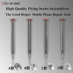 High Quality Flying Series Screwdriver For iPhone Phone Repair Rust-proof Anti-fall Anti-slip Tooth Screwdriver With High Precis