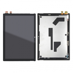 For Microsoft Surface Pro 5 1796 LCD Display Touch Screen Digitizer Assembly Black