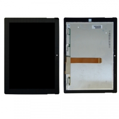 For Microsoft Surface RT3 1645 1657 LCD Display Touch Screen Digitizer Assembly Black