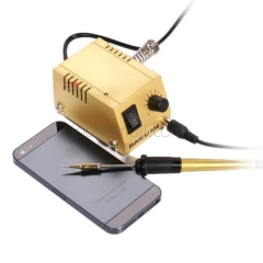 Soldering Station BK-938 Mini Solder 220V / 110V, Fast Heating Soldering Iron Equipment Welding Machine For Repair Phone