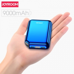 Joyroom 9000mAh Power Bank 5V 3.1A Fast Charger LED Type-c USB Port External Battery Pack Powerbank