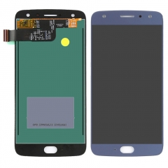For Motorola Moto X4 XT1900 LCD Screen Display Touch Digitizer Assembly Blue