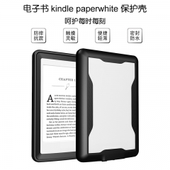For Kindle Paperwhite Waterproof Case Cover TPU Full Case Cover 2 meter Dropproof Case