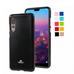 For Huawei Goospery Flash Powder Jelly TPU Soft Case Cover