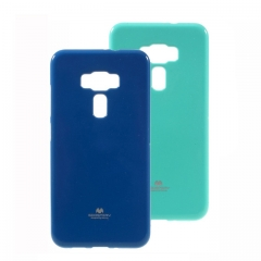 For Asus Flash Powder Jelly Gel Soft Back Phone Cases Cover