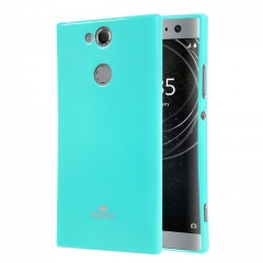 For Sony Mercury Goospery Jelly Glitter Soft TPU Case Cover
