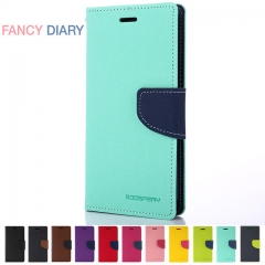 For Xiaomi Fancy Diary Card Pocket Flip PU Leather Wallet Case Cover