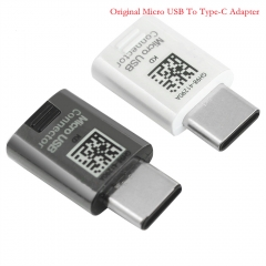 For Samsung Original USB 3.1 Type C Converter Connector Micro to USB-C Charge Data Adapter