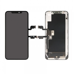 For iPhone XS Max LCD Screen and Digitizer Assembly with Frame Replacement - Black - Original Teardown