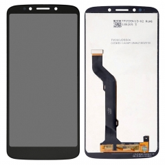 For Motorola Moto E5 Plus XT1924 LCD Display Touch Screen Digitizer Replacement Black