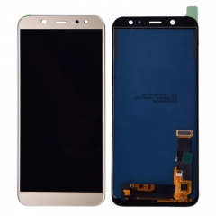 For Samsung Galaxy A6 2018 A600 LCD Display Touch Screen Digitizer Assembly- Gold