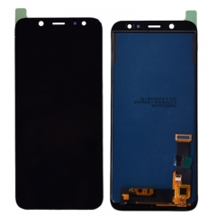 For Samsung Galaxy A6 2018 A600 LCD Display Touch Screen Digitizer Assembly- Black