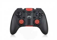 S6 Deluxe Gamepad Wireless Bluetooth 3.0 Game Controller Joystick para iPhone iPad Samsung Huawei TV Box