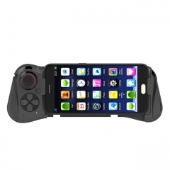 058 Wireless Bluetooth Gamepad Game Controller Telescopic Joystick For Android Phone FPS Mobile Legends Game