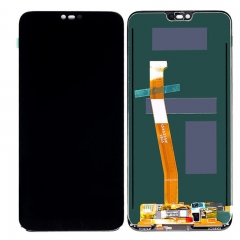 For Huawei Honor 10 LCD Display Touch Screen Digitizer Assembly With Fingerprint Black
