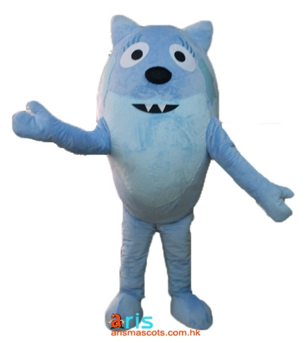 Adult Fancy Yo Gabba Gabba Character Toodee Mascot Costume Cartoon Mascot Costumes for Party Professional Mascotte Design