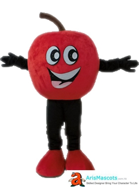 Adult Size Funny Deguisement Mascotte Fancy Fruit Mascot Costume Apple  Advertising Mascots Custom Funny Mascot Costumes for Sale