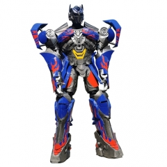 Optimus Prime Transforming Costume Optimus Prime Fancy Dress up Full Body  Adults Transformer Optimus Prime Cosplay Outfit