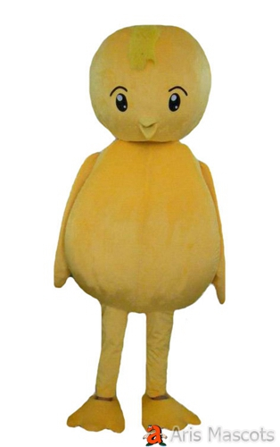 Giant Chicken Mascot Full Adult Outfit-Costume Chicken Fancy Dress