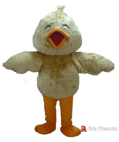 Lovely Duck Mascot Costume Cool Mascot Costumes Duck Adult Dress up