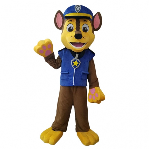 Chase Paw Patrol Costume for Event Chase Fancy Dress Adult Chase Costume for Sale Chase Paw Patrol Halloween Costume