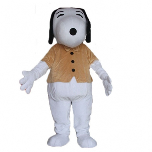 Peanuts Snoopy Costume for Event & Entertainment Snoopy Dog Costume for Adult Cartoon Characters Mascot Costumes