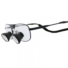 3.0X TTL dental loupes surgical loupes Titanium Frames