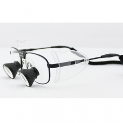3.5X TTL dental loupes surgical loupes Titanium Frames