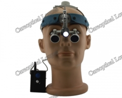 headband 3.0X waterproof dental loupes surgical loupes