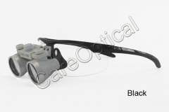 3.0X  Flip up waterproof galilean loupes Sports frames