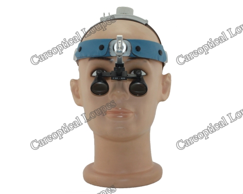 headband 3.5X dental loupes surgical loupes