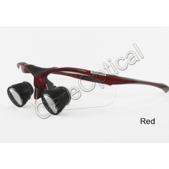 2.5X TTL dental loupes surgical loupes sports Frames D series
