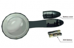 Handheld magnifier with LED light (bifocals) 683 series
