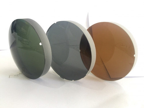 semi-finished MR-8 Polarzied Sunglass lens